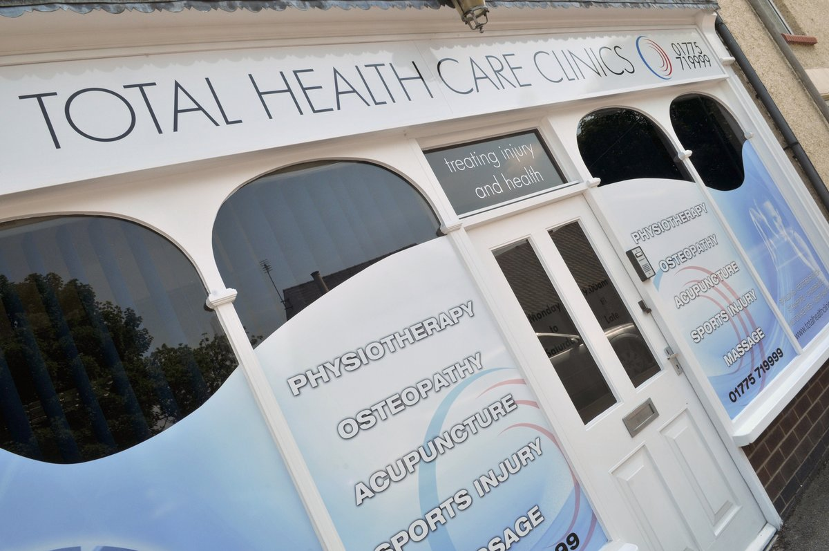 Total Health Care Clinics In Spalding Read 1 Review