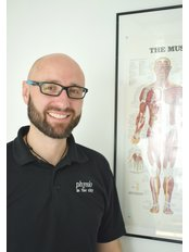 Sports Massage Therapist Petr Dobes - Practice Therapist at Physio in the City - City of London