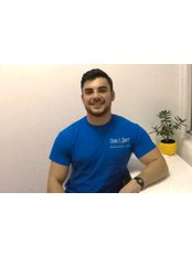 Mr Kane Healy - Physiotherapist at Clinic4Sport - Chiswick