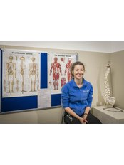 Miss Daniela Cherneva - Practice Therapist at Clinic4Sport - Chiswick