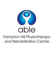 Able Physiotherapy - Health on the hill Pharmacy, 62 high street, hampton hill, middlesex, tw12 1pd,  0