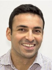 David Luka - Practice Director at Complete Physio - Broadgate Physiotherapy Clinic