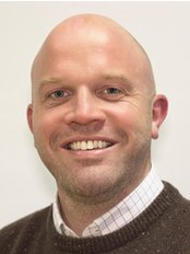 Mr Eirian Rees - Practice Director at Complete Physio - Broadgate Physiotherapy Clinic