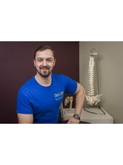 Mr Modestas  Adomaitis - Practice Therapist at Clinic4Sport - Dukes Meadows Tennis and Golf Club