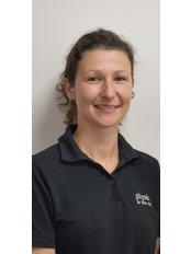 Sports Massage Therapist Daniela Cherneva - Practice Therapist at Physio in the City - Canary Wharf