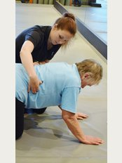 Physio in the City - Canary Wharf - Third Space Gym, 16-19 Canada Square, London, E14 5ER,