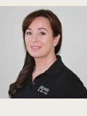 Physio in the City - City of London - Senior Physiotherapist Fiona Pyrke