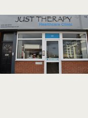 Just Therapy - 10 St Johns Parade, High Street, Sidcup, Kent, DA14 6ES,