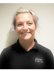 Miss Natalie Sullivan - Physiotherapist at Physio in the City - Canary Wharf
