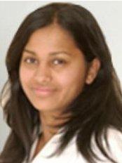 Ms Payal Montague -  at Jan De Vries HealthCare -Edinburgh Clinic