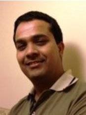 Mr Biju House - Physiotherapist at The Physiotherapy Clinics - Leith