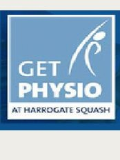 Get Physio - Harrogate Squash   Fitness Centre - 25 Victoria Avenue, Harrogate, HG21 5QQ,