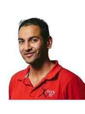 Mr Hirsch Tailor - Physiotherapist at Body 2 Fit - Body 2 Fit Clinic - Thornaby