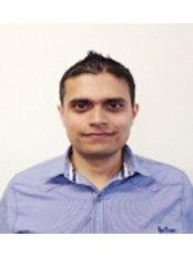 Mr Ameya Phatak - Physiotherapist at Fizio4U Physiotherapy and Sports Injury clinic