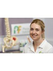 Kirsten - Physiotherapist at PhysioFunction Moulton, Northampton