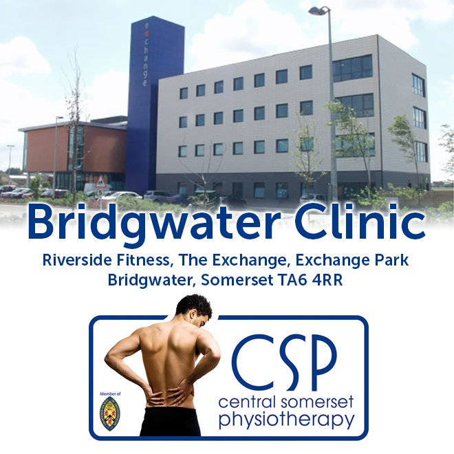 Central Somerset Physiotherapy - Bridgwater