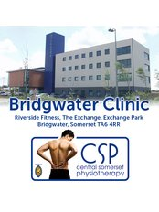 Central Somerset Physiotherapy - Bridgwater - CSP at Riverside Fitness in The Exchange