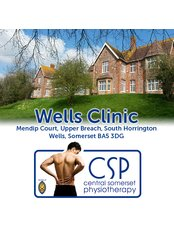 Central Somerset Physiotherapy - Wells - Our Wells clinic at Mendip Court