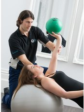 Mr Gavin Kelly - Physiotherapist at Cowan House Health, Consulting & Lifestyle Centre