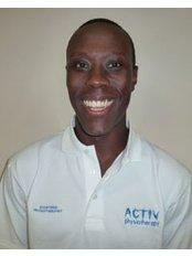 Mr Andrew Okwera - Physiotherapist at Hope Physio Clinic