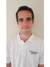 Mr Nick Roberts - Physiotherapist at Steel City Physiotherapy