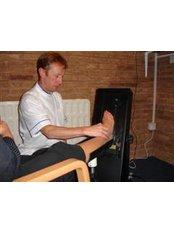 Mr Peter Taylor - Physiotherapist at Atlas Sports Injury Clinic - Tamworth