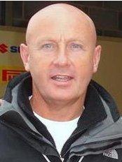 Mr John Williams - Physiotherapist at Atlas Sports Injury Clinic - Tamworth