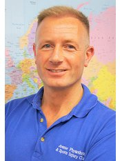 Mr Alan Mowatt  BSc(Hons) -  at Avenue Physiotherapy and Sports Injury Clinic