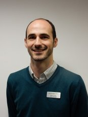 Mr Nick Livadas - Physiotherapist at Physiotherapy Matters - Gosforth