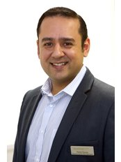 Mr Neeraj Nayyar - Physiotherapist at Physiotherapy Matters - Gosforth
