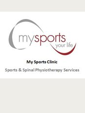 My Sports Clinic - Doxford Park - David Lloyd Leisure, 3 Camberwell Way, Doxford Park, Sunderland, SR3 3XN,