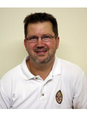 Mr Steven Harris - Physiotherapist at Fairways Physiotherapy Clinic