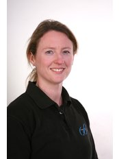 Ms Kirsky Llewelyn - Physiotherapist at Cranfold Physical Therapy Centre - Grove House