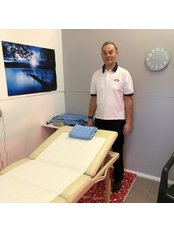 Rumbolds Lymph Clinic - clinic room