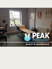 Peak Physiotherapy - Burley - Trueform Pilates,, White Cross, 120 Main Street, Burley In wharfedale, Ilkley, LS29 7JX,