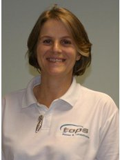 Natasha Green - Physiotherapist at Tops Fitness and Rehabilitation Ltd