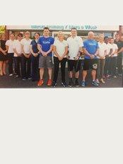 Tops Fitness and Rehabilitation Ltd - Teamtops