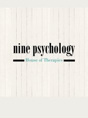nine psychology - Logo