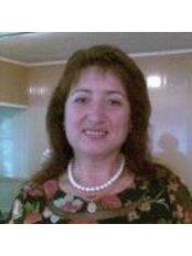 Dr Lyudmyla Gavrylivna Dzhenkova - Chief Executive at Mykolayiv Regional Psychiatric Hospital №2