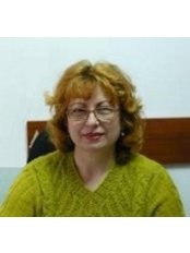 Dr Alla Pedak - Administration Manager at Mykolayiv Regional Psychiatric Hospital №2