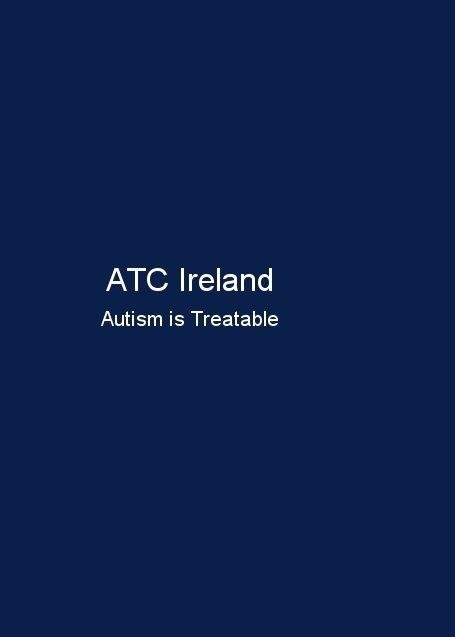 ATC Treatment Ireland - Cork