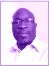 Mr Toyin Idowu -  at Dynamic You: CBT - Liverpool Street