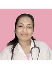 Dr Kulvinder Kaur Randhawa -  at APRC Golf Fitness Centre