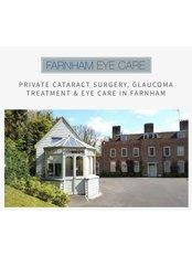 Farnham Eye Care - Eye Clinic in the UK