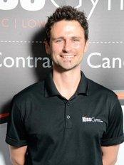 Enhanced Performance Sports Therapy - Mr Kieron Cronin