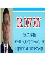 Dr. Dev Roy - Apollo Gleneagles Hospitals - Ear Nose and Throat Clinic in India