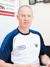 Muscle Care Ireland Sport Clinic - Enda Lyons N.M.T D.N.P