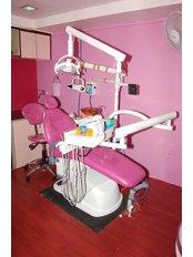 shree dental clinic - Bhagari Baba Shopping Complex - dental chair