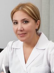 In Vitro Fertilization in Georgia - Mrs Natalia Khonelidze