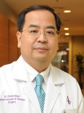 iHEAL Medical Centre - Dr. David Khoo Sin Keat - Cardiothoracic Surgeon